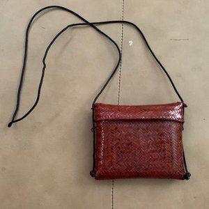 African man made small money bag